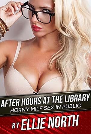 Horny milfs sex public