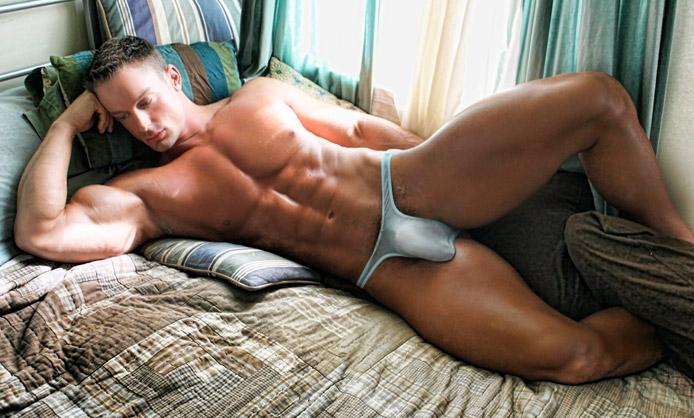 Model trevor adams nude