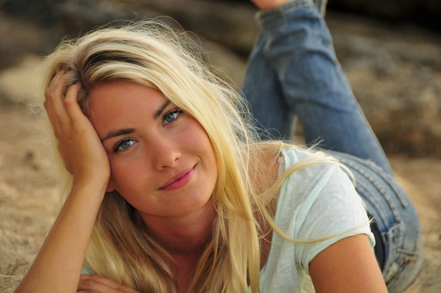 Italian hot swedish girl