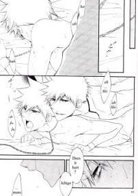 Bleach ichigo yaoi sex