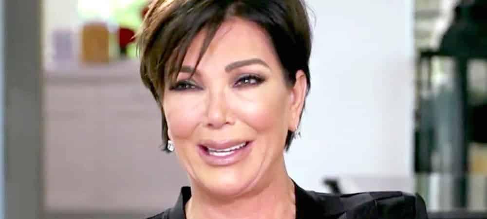 Kris kardashian et le porno