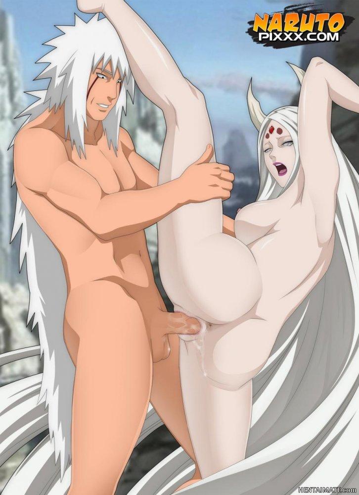 Naruto big boobs pixxx