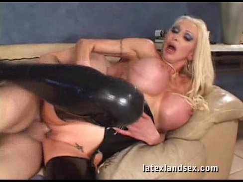 Busty blonde hardcore sex