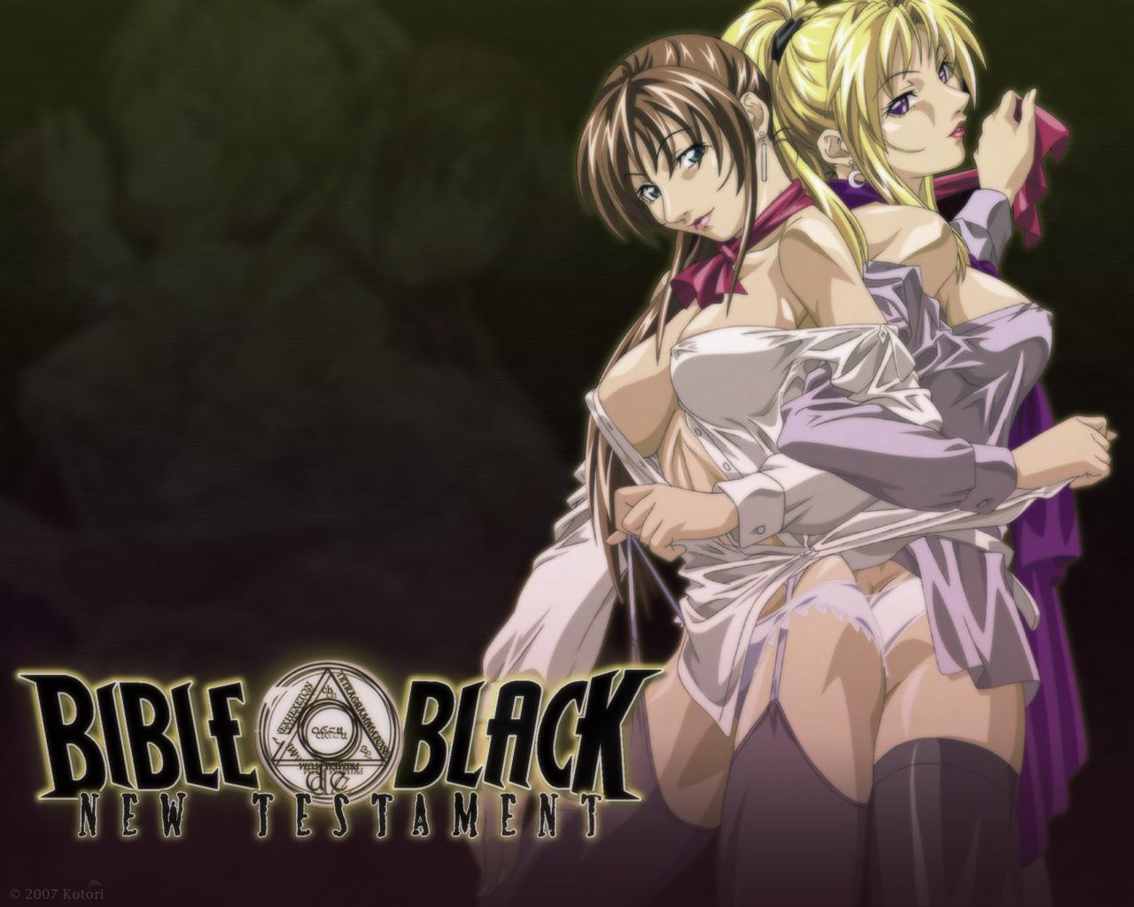Bible black new testament hentai wallpaper