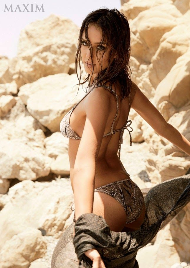 Jessica alba hot maxim