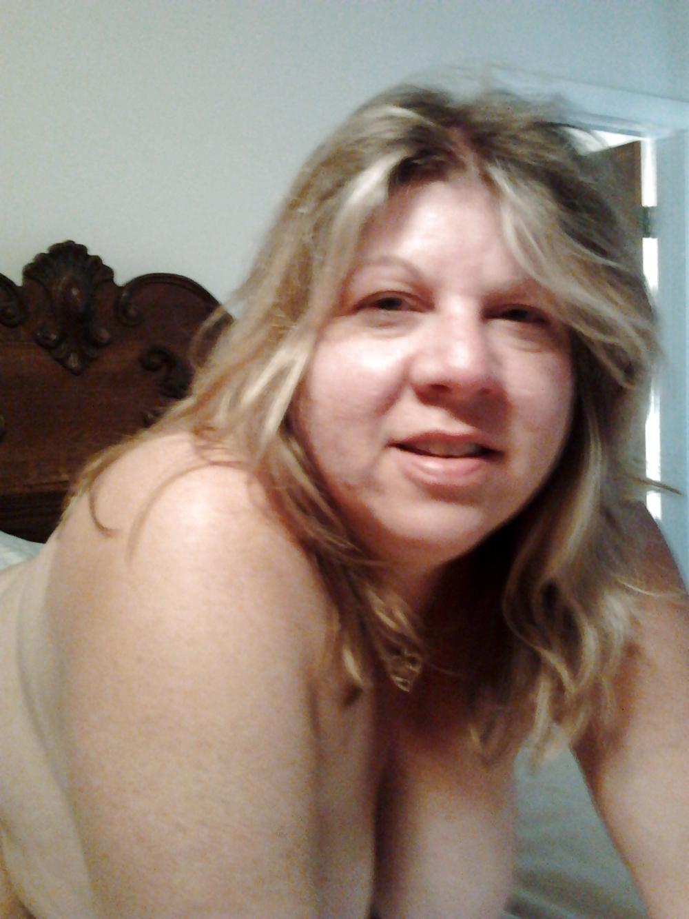 Big saggy tits bbw wife marie