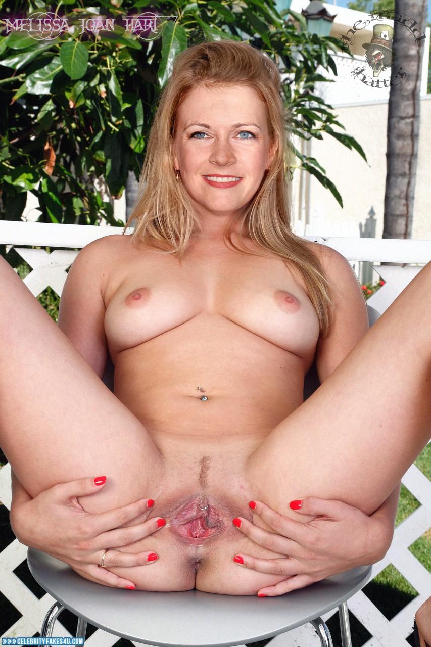 Melissa jone hart porn