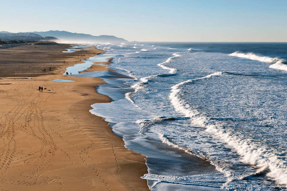 Natural nudist beach bottomless