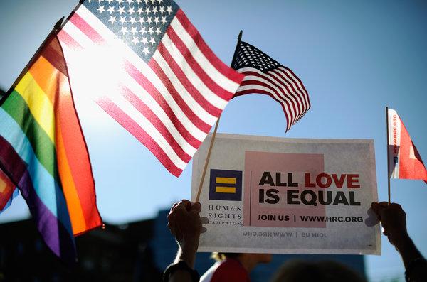 State recognize same sex