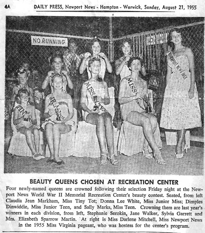 Vintage young nudists teen pageants