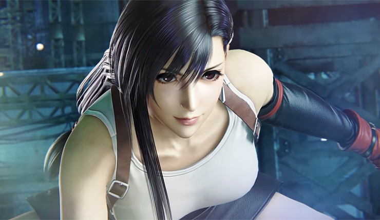 Final fantasy tifa lockhart