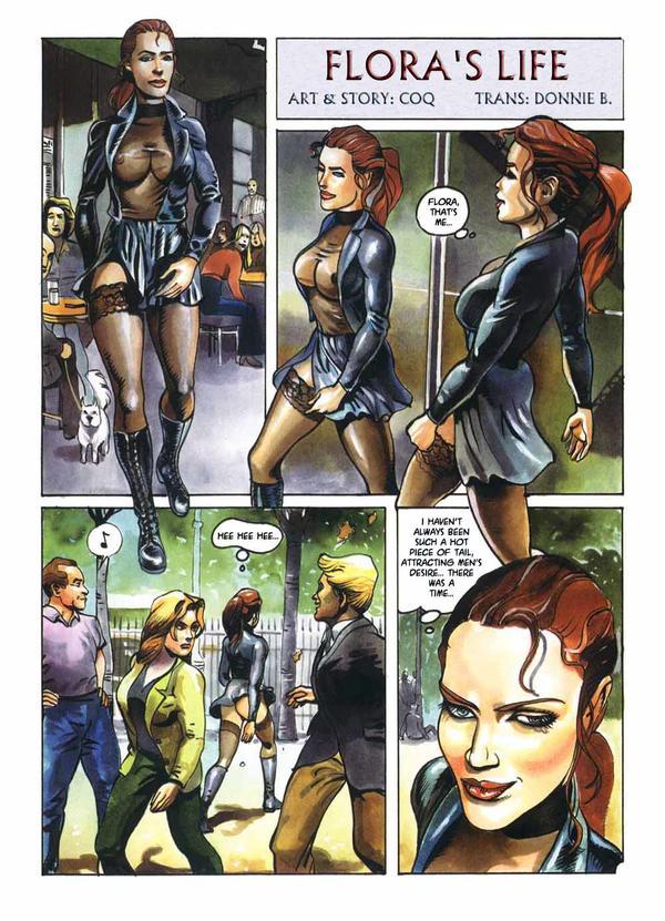 Sexy hoes porn comics