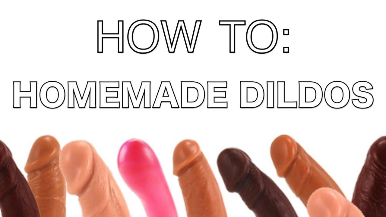 How to make dildo