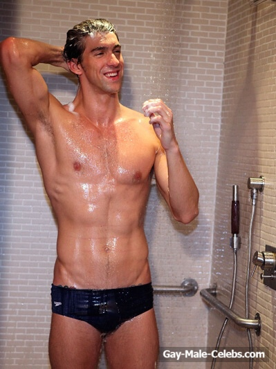 Michael phelps naked nude
