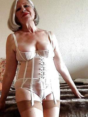 Bbw mature granny women in assorted lingerie