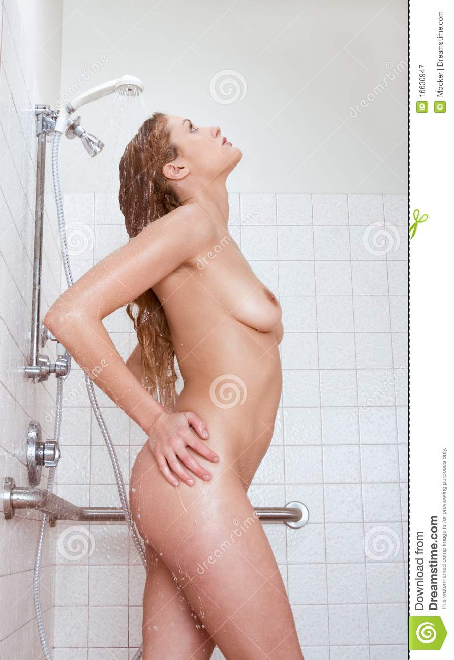 Nude shower dreamstime mocker