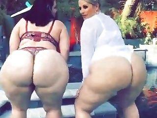 Porn bbw mega ass white