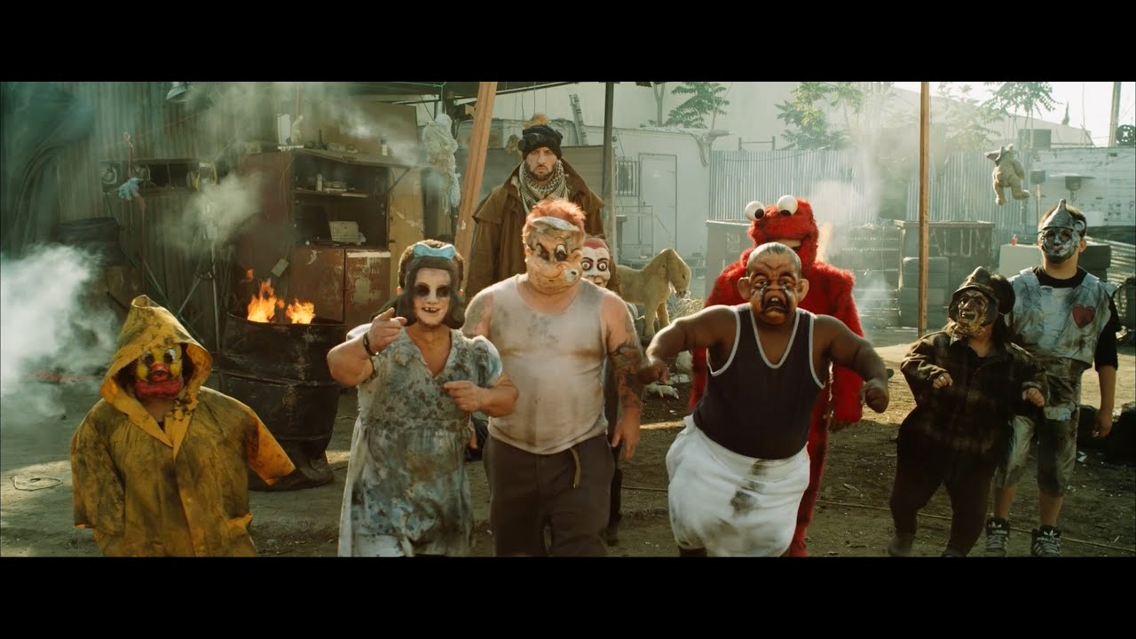 Midget in music video