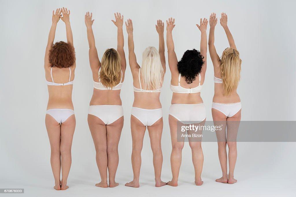 Ass fat mature woman
