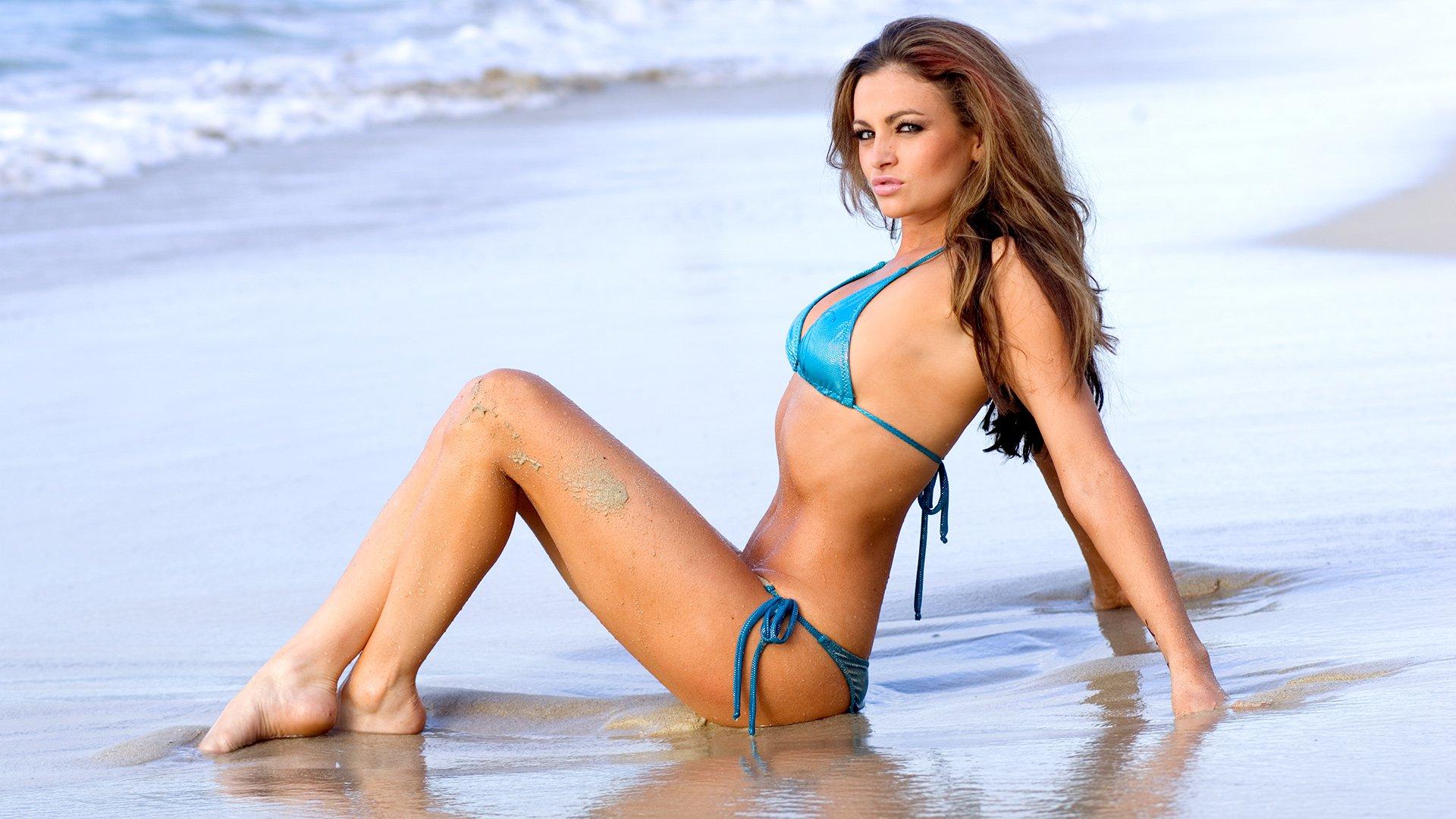 Wwe maria kanellis bikini