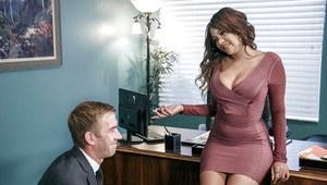 Latina naked mature big tits