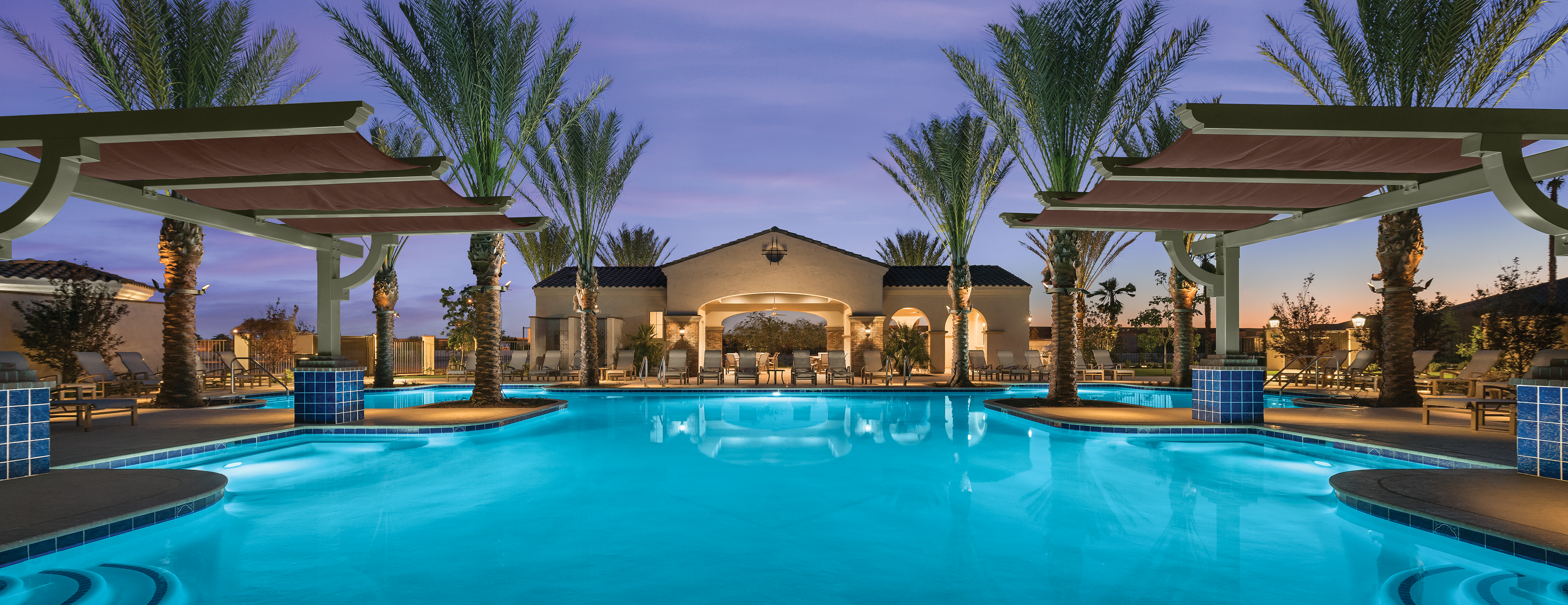 Active adult arizona community gated in