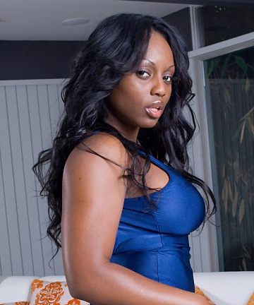 Black girl jada fire