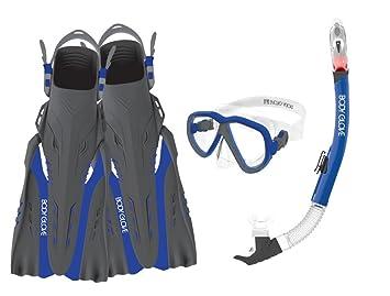 Body glove snorkel mask