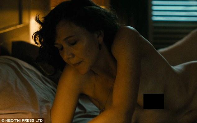 Maggie castle hot nude
