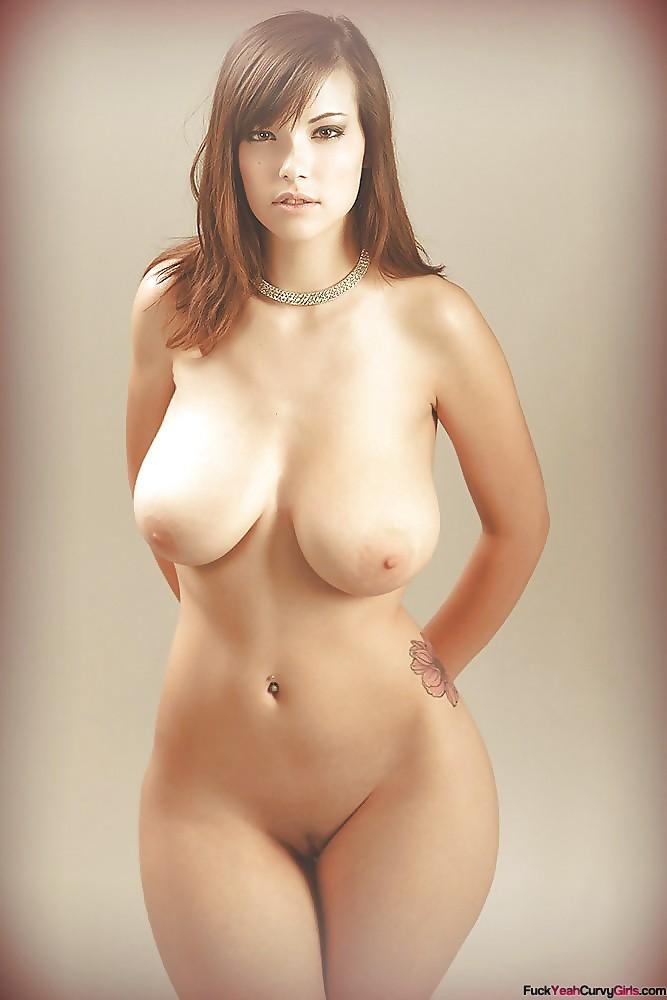 Wide hips massive tits