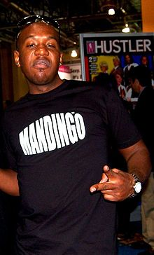 How to contact porn actor mandingo