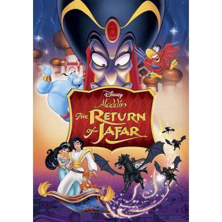 Aladdin return of jafar movie