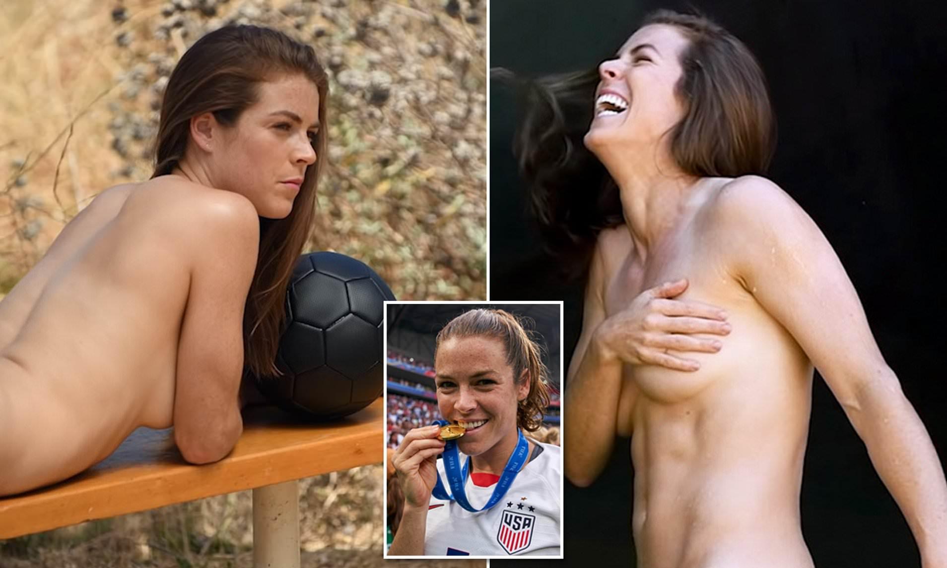 Nude photos of soccer stars