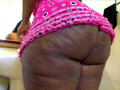 African bbw bent over sex