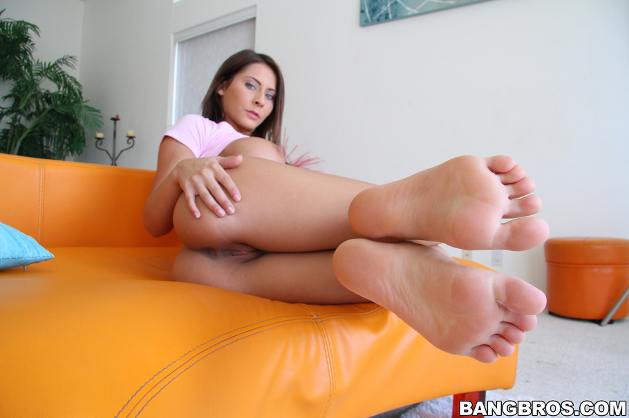 Nude madison ivy feet