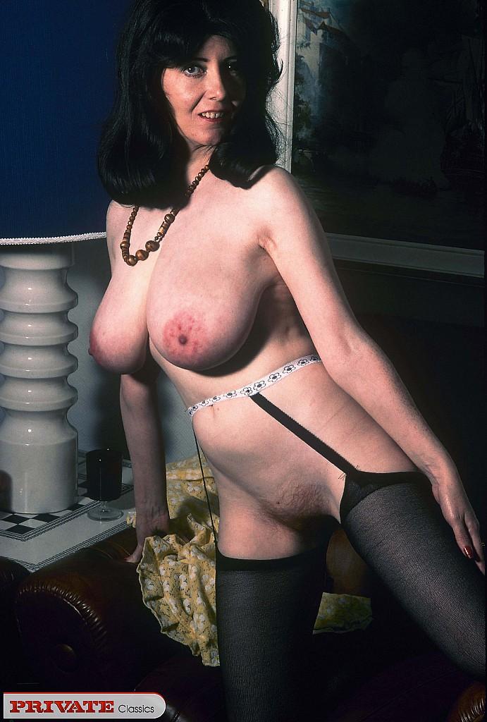 Big tit classic porn stars