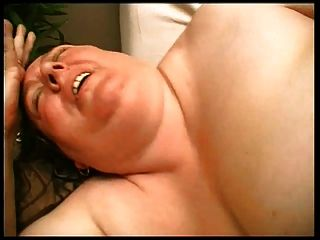 Ssbbw grandma horny video