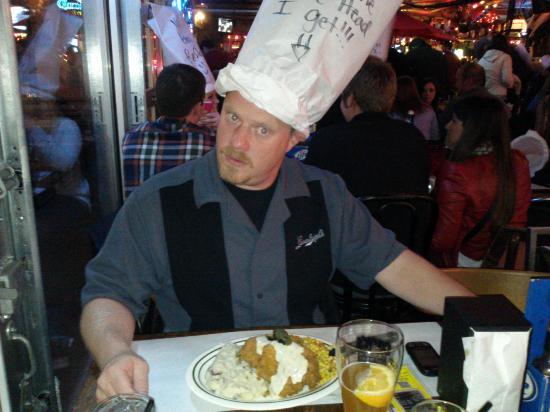 Dicks last resort restaurant chicago
