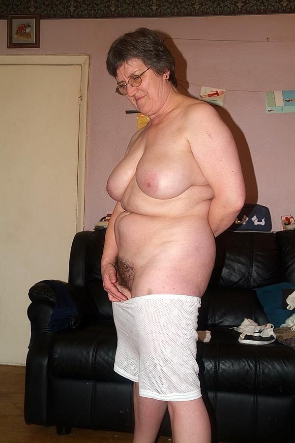 Older mature grannies nude