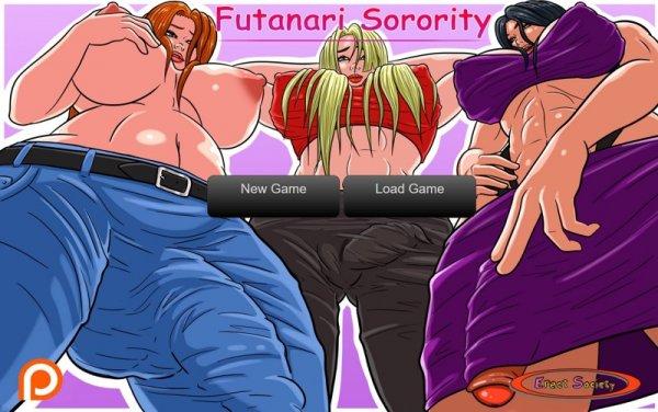 Big boobs and big ass futa
