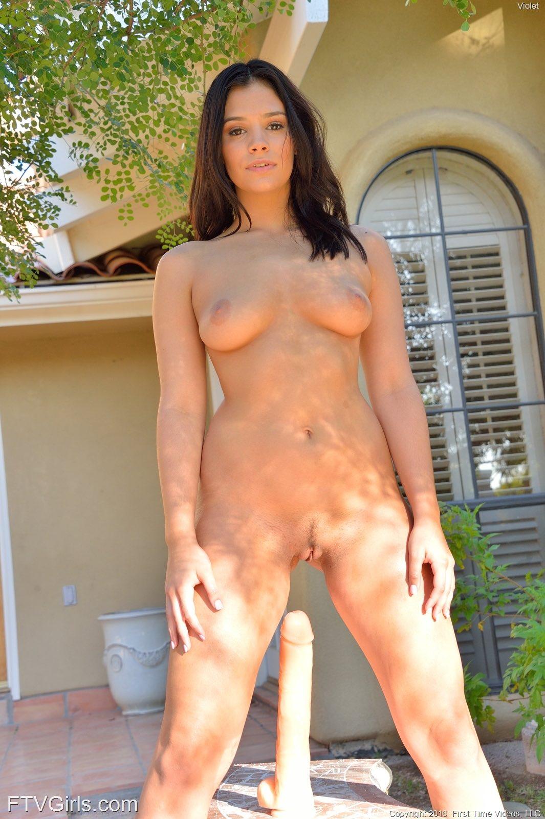 Ftv girl violet nude