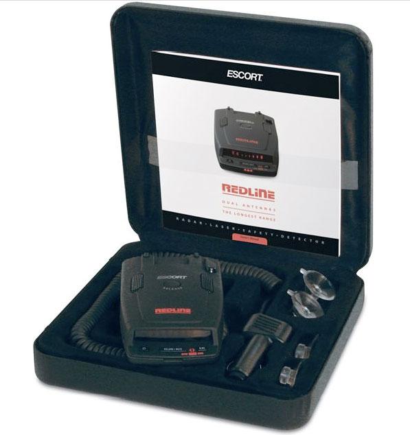 Escort redline radar detector cheap