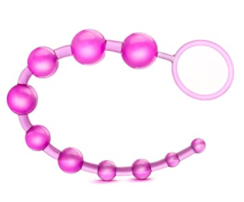 Anal beads sex toys