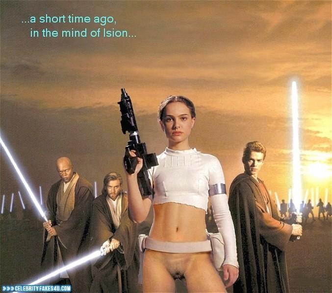 Natalie portman star wars nude fakes