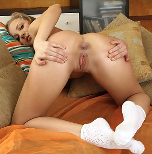 Real teen asses spread