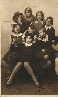 Fkk teens vintage pics