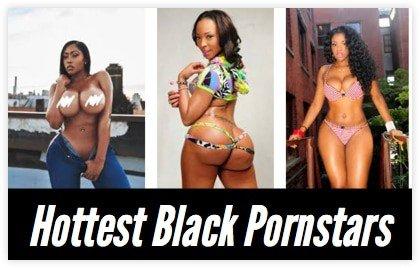 Super hot black porn stars