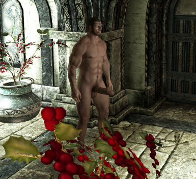 Video game nude mod erect