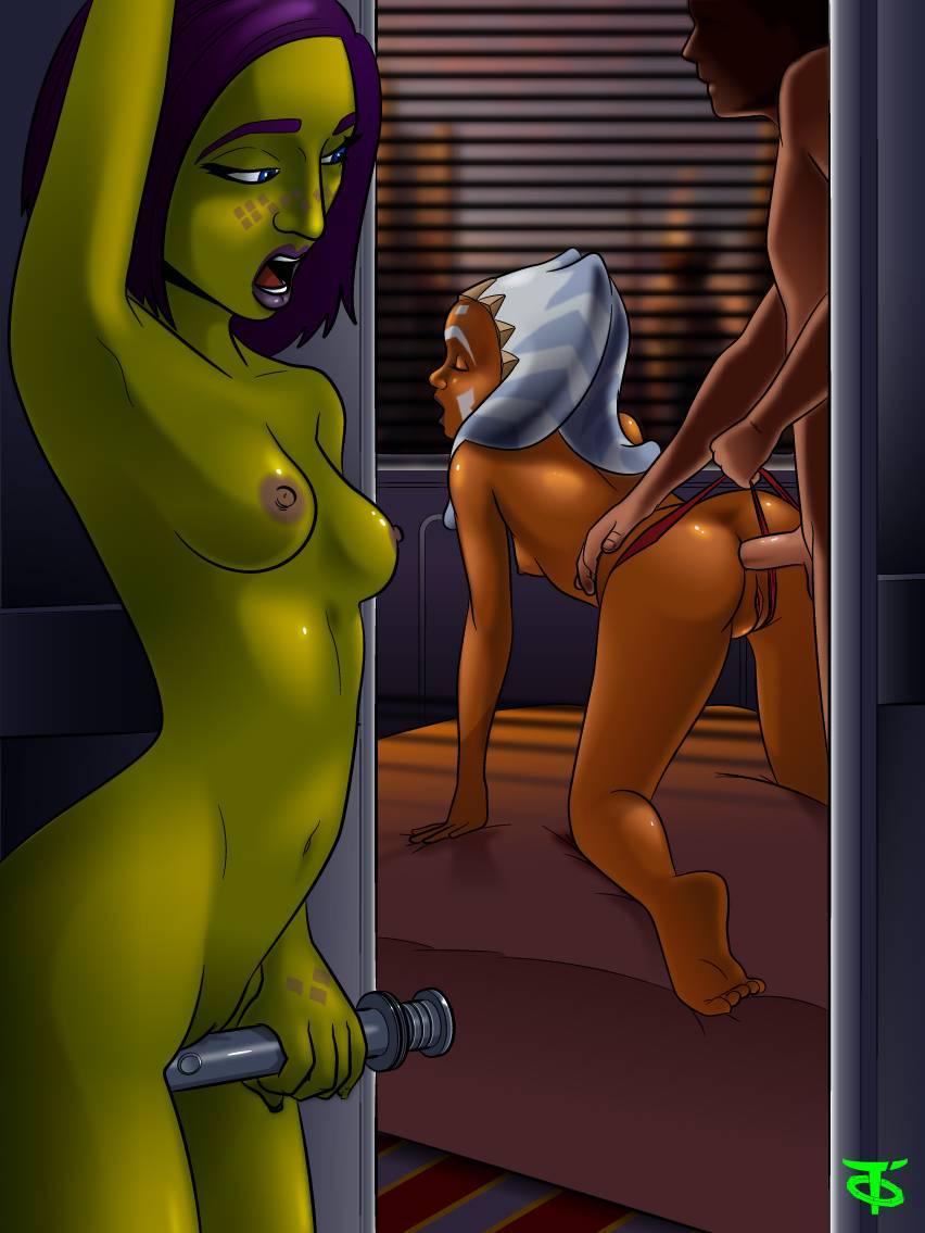 Sexy nackte ahsoka tano star wars