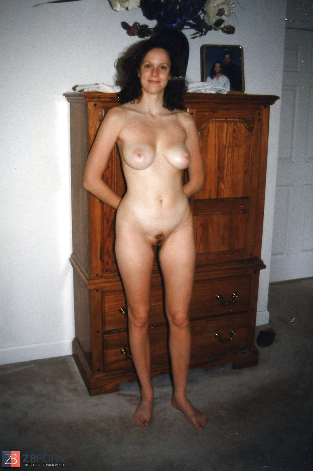 Polaroids of my wife naked